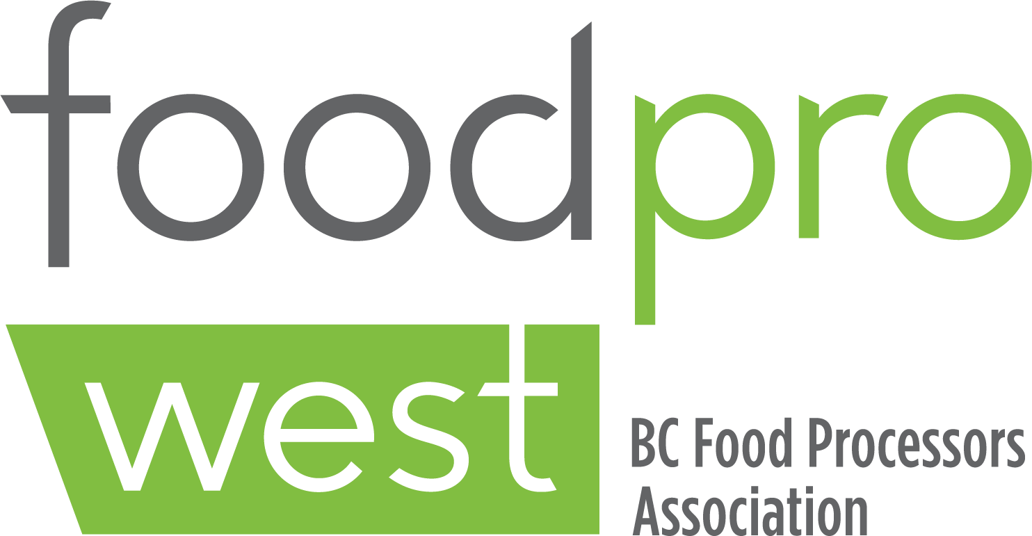 FoodProWest 2018 - The Future of Food Logo