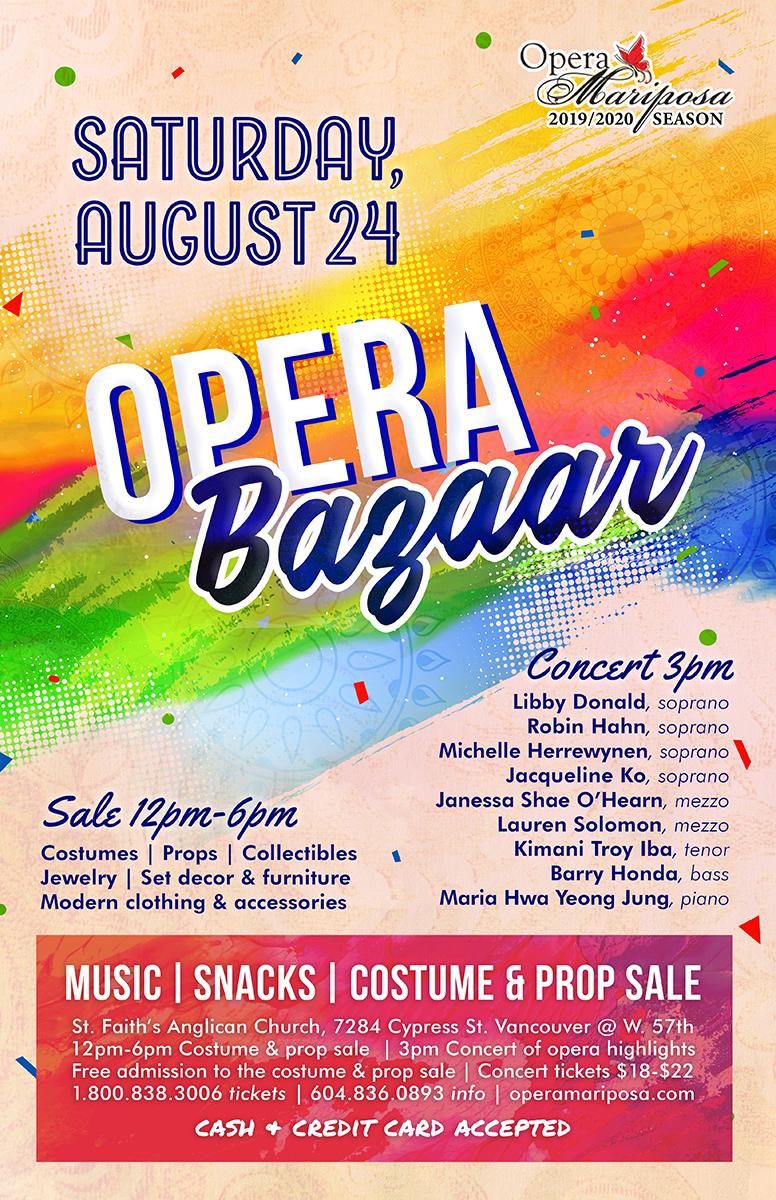 Opera Bazaar Logo