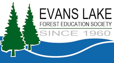 Evans Lake Forest Education Society Logo