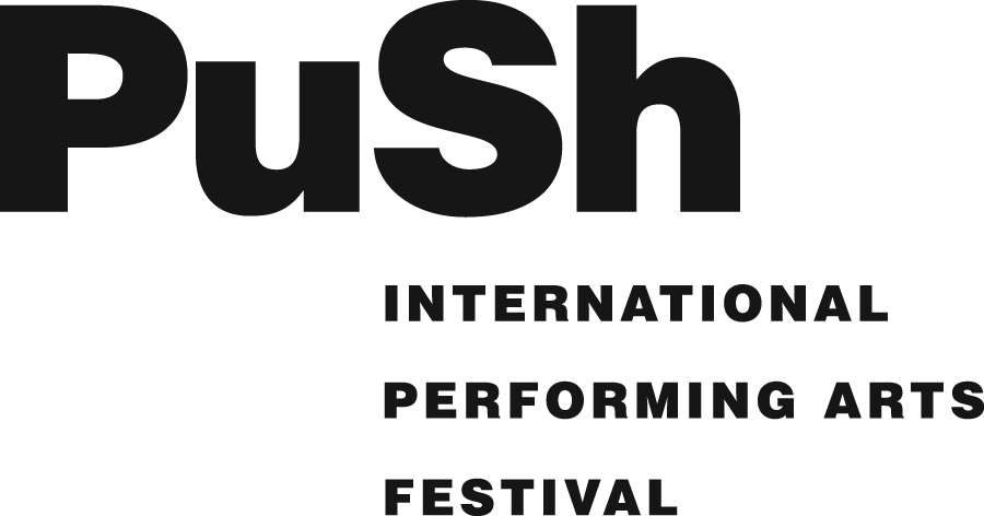 PuSh International Performing Arts Festival Logo