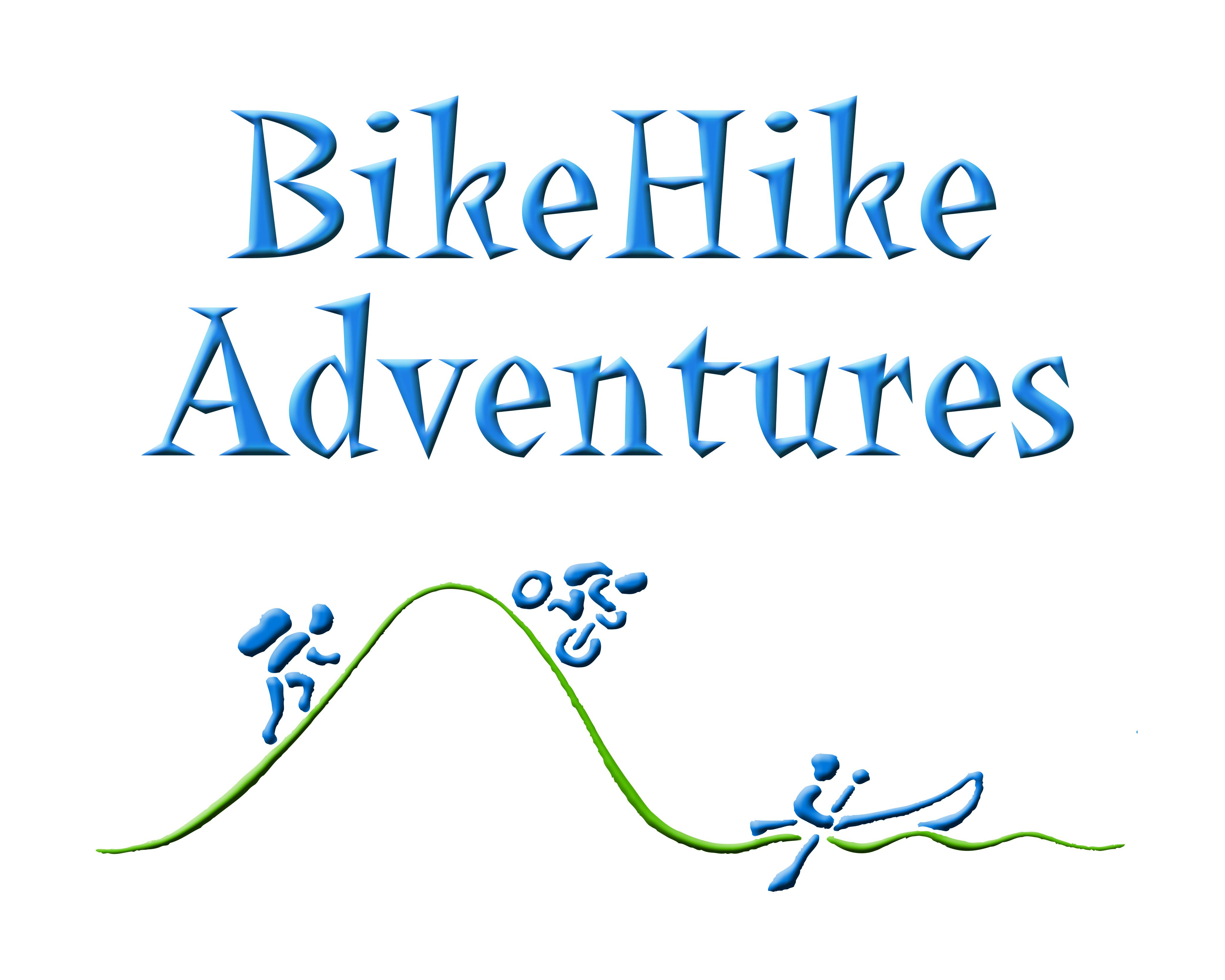 BikeHike Adventures Logo