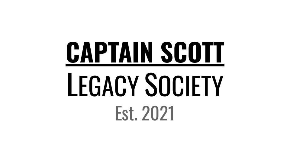 Captain Scott Legacy Society Logo