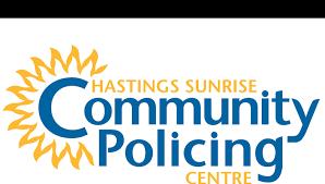 Hastings Sunrise Community Policing Centre Logo