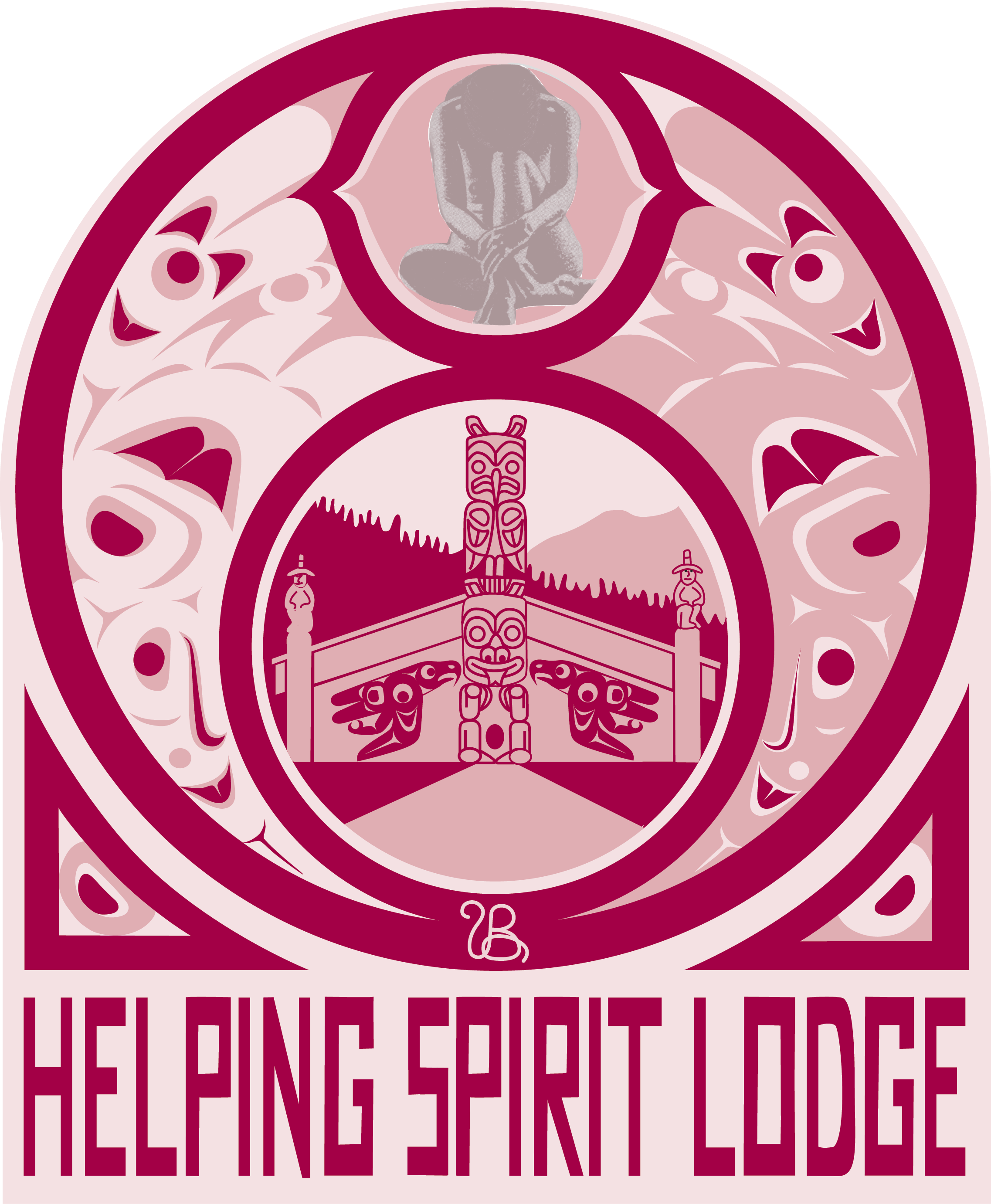 Helping Spirit Lodge Society Logo