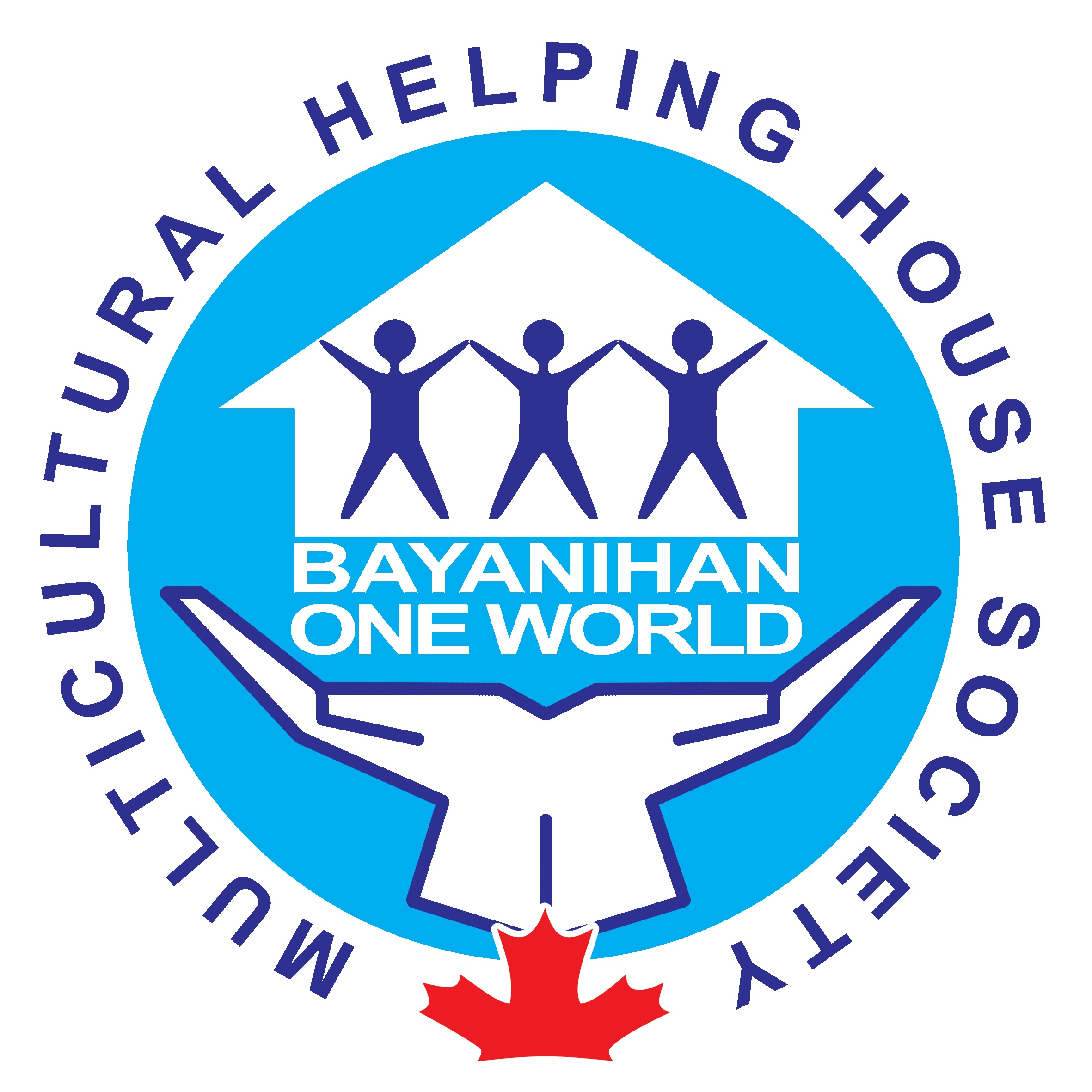 Multicultural Helping House Society Logo