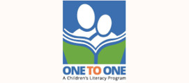 ONE TO ONE Literacy Society Logo