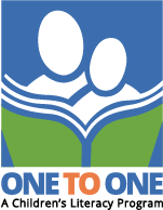 One to One Literacy Logo