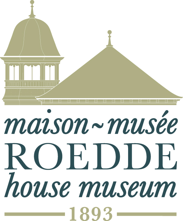 Roedde House Preservation Society Logo