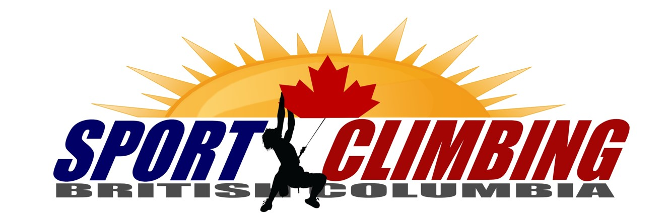 Sport Climbing Assoocation of British Columbia Logo