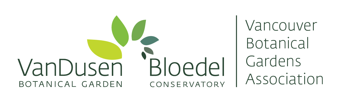 VanDusen Botanical Garden Association Logo