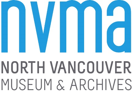 North Vancouver Museum & Archives Logo