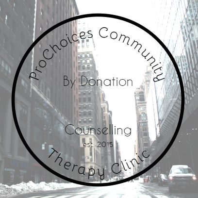 ProChoices Community Counselling Clinic Logo