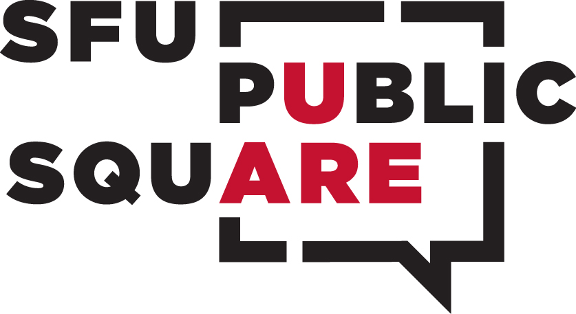 SFU Public Square Logo