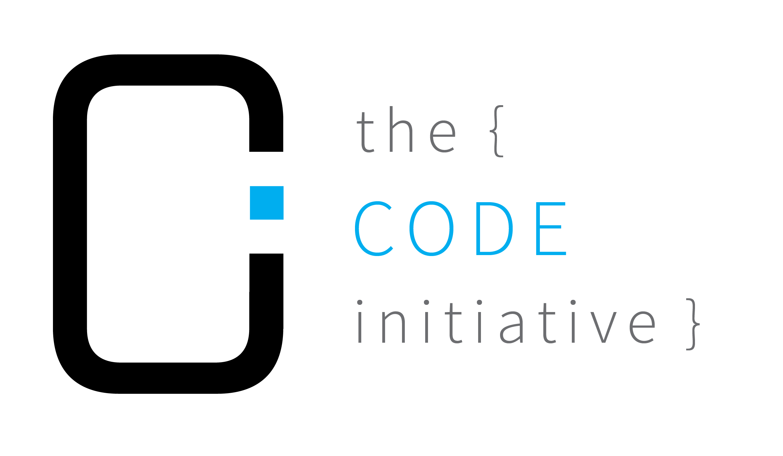 The C.O.D.E. Initiative Logo